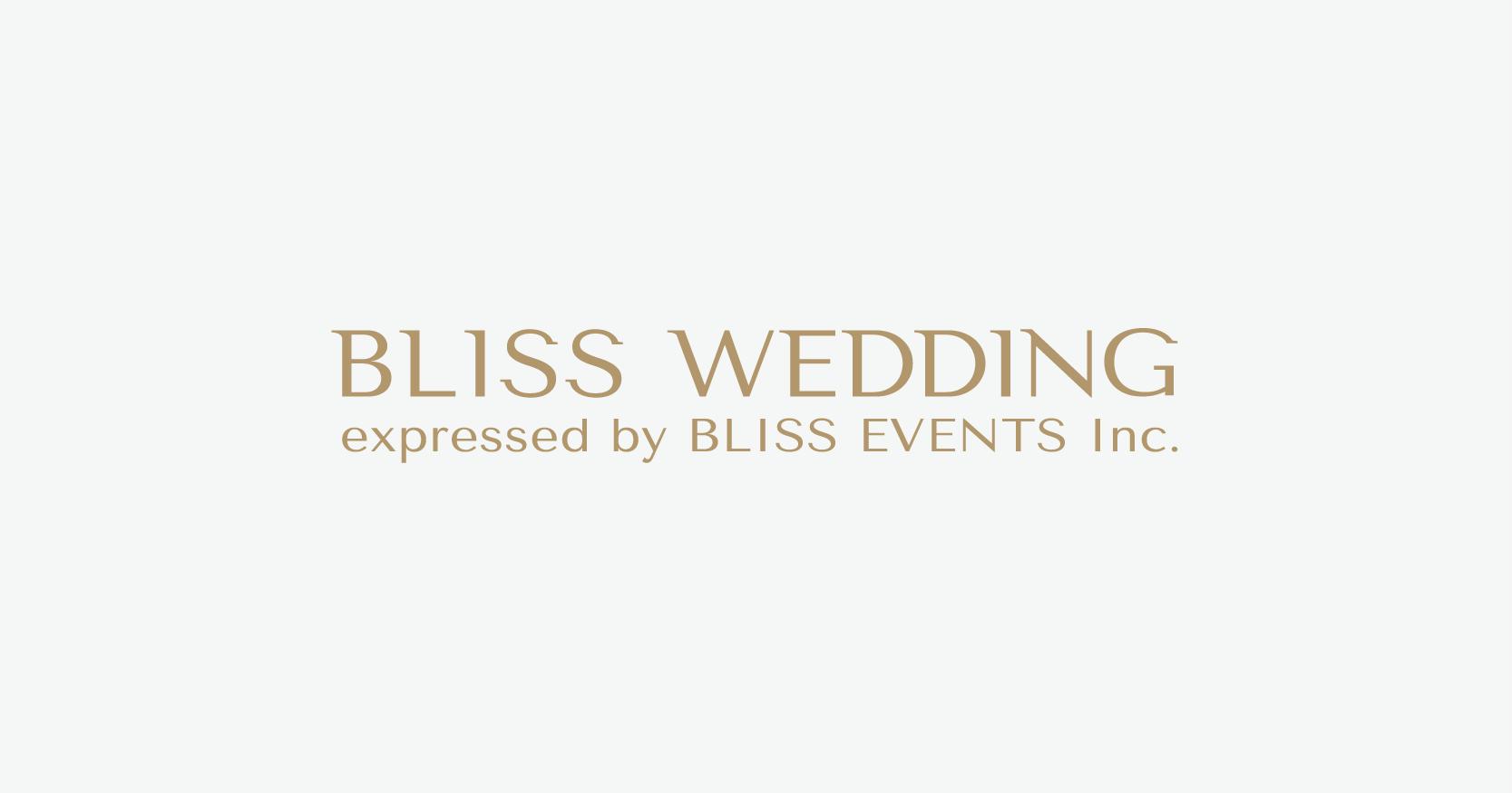BLISS EVENTS株式会社に社名変更いたしました