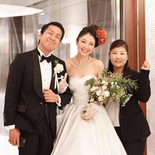 小さな会社が創る「良質な結婚式」