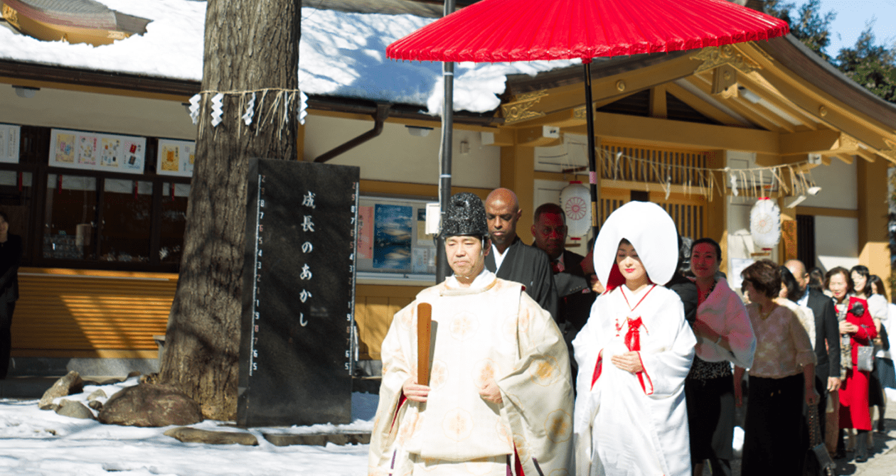 日本の結婚式場でぶちあたった壁