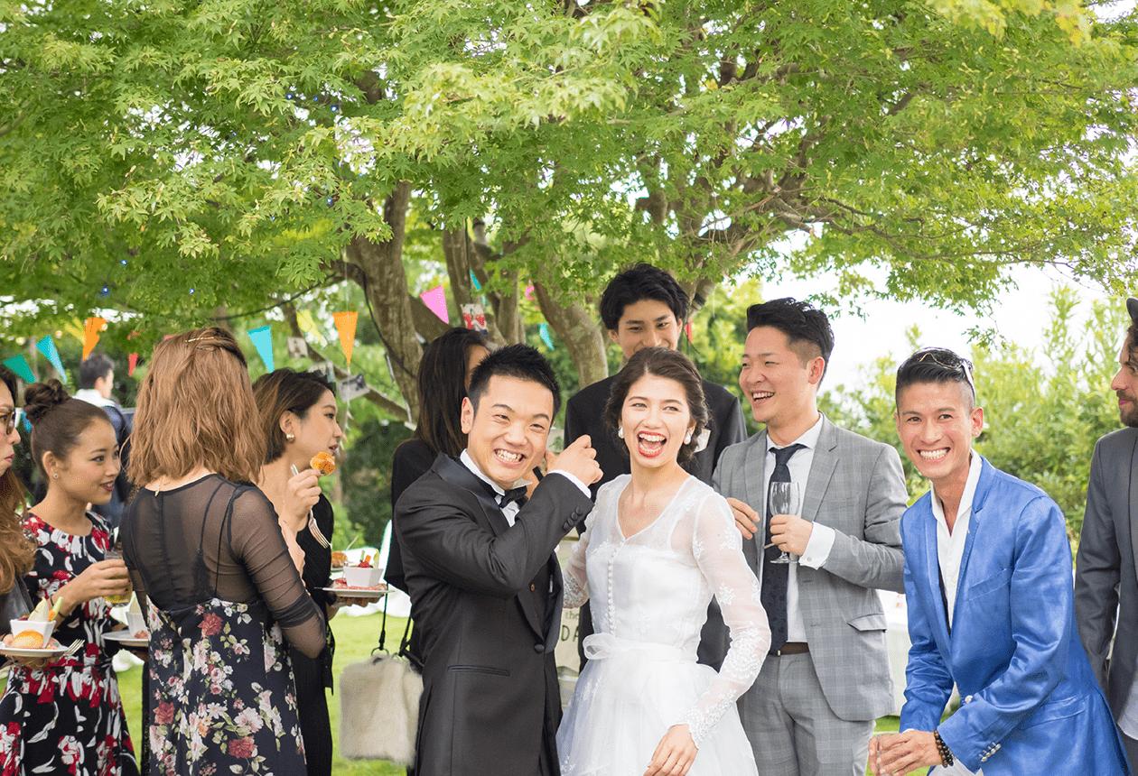 BLISS WEDDINGの公式LINEができました